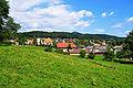 Klagenfurt Woelfnitz view at the village Woelfnitz 11082009 50.jpg