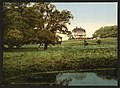 Klampenborg Hermitage, with view of park, Copenhagen, Denmark.jpg