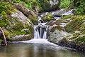 Kleines Wiesental - Klemmbach-Wasserfälle Bild 1.jpg