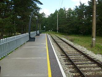 Kloogaranna - Klooga-Rand railway station
