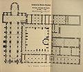 Kloster Bronnbach Hauptbau Grundriss 1896.jpg