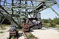 Knappenrode - Energiefabrik - Förderturm Schacht 1 Nochten 04 ies.jpg