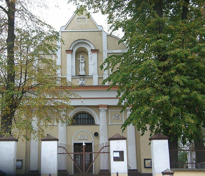 Kościół św. Mikołaja w Rudnikach