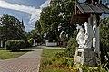 Kościół par. p.w. Wniebow. NMP, Ludźmierz, A-913 M 02.jpg