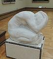 Kolenopreklonennaya by Konenkov (1907, Tretyakov gallery) 02 by shakko.JPG