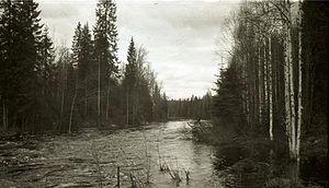 Kollaa River - Image: Kollaa river