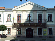 Kolomea Medical building Chornovola ave 32-1.jpg
