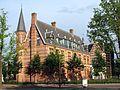 Koninklijk Oudheidkundig Genootschap, Amsterdam vanaf de Ruysdaelkade pic1.JPG