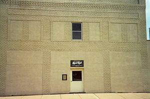 Kool-Aid - The building in Hastings, Nebraska, where Kool-Aid was invented