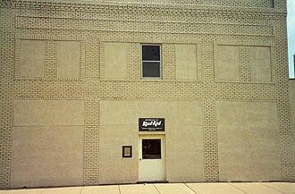 Kool-Aid - The building in Hastings, Nebraska, where Kool-Aid was invented