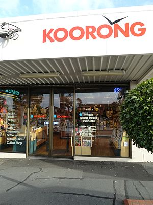 Koorong - The Blackburn store in Melbourne