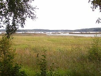 Urjala - Kortejärvi Lake in Urjala