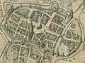 Kortrijk afgebeeld door Sanderus (Flandria Illustrata, 1641).jpg
