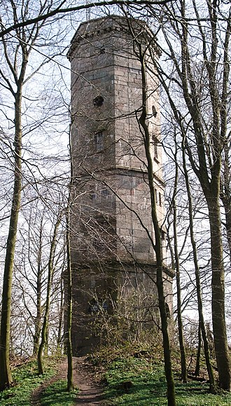 Bungsberg - The Elisabeth Tower on the Bungsberg