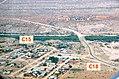 Kreuzung der Hauptstraßen C18 und C15 bei Gochas, Namibia (2017) mit Strassenbezeichnung.jpg
