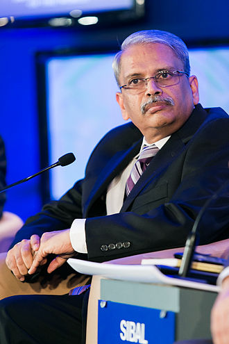 Kris Gopalakrishnan - Gopalakrishnan at the World Economic Forum on India in 2012