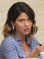Kristi Noem comments during a listening session with local agriculture and forestry leaders (cropped).jpg