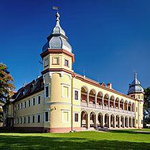 Schloss Krieblowitz, in dem Blücher zuletzt lebte (Quelle: Wikimedia)