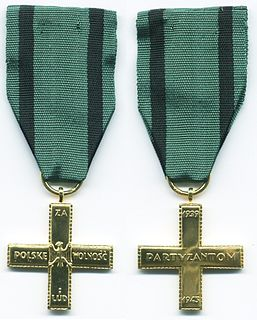 Partisan Cross