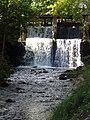 Kuldiga's watermill on the natural waterfall - panoramio.jpg