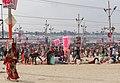 Kumbh Mela 2019, India (46354084885).jpg