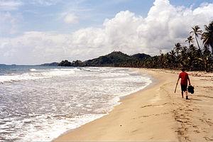 Guna Yala - Mainland beaches