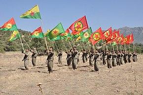 Parti des travailleurs du Kurdistan — Wikipédia