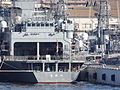 Kurobe afgemeerd op berth E in Kure, -19 september 2015 e.jpg