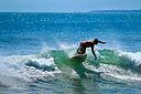 Kuta Indonesia Surfer