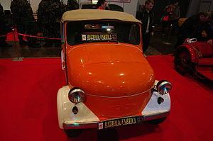 SMZ cycle-car - 1967 S3A