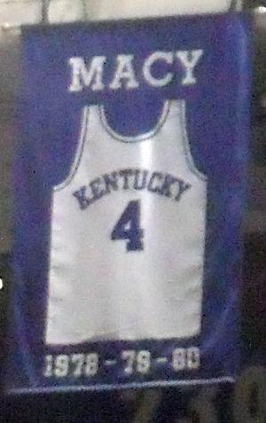 Kyle Macy - Image: Kyle Macy jersey
