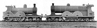 L&YR Class 7 - Image: L&YR express locomotives (Railway Magazine, 100, October 1905)