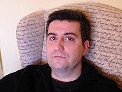 L'escriptor Josep Sampere.JPG