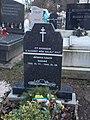 László Jelasics †1944 grave, 2019 Isaszeg.jpg
