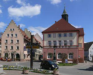 Löffingen - Löffingen Town hall (right)