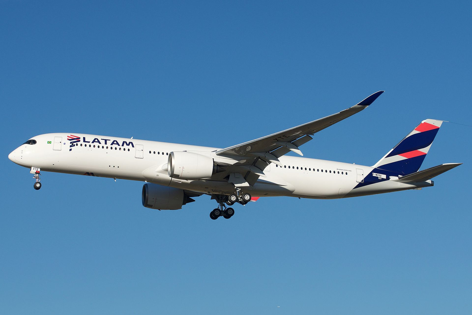 Sustainable Aviation, LATAM Brasil,