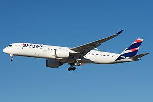 LATAM Brasil - LATAM Brasil Airbus A350-900