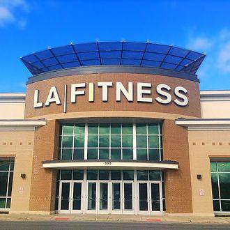 LA Fitness - Image: LA Fitness building