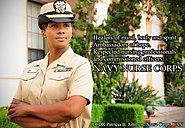 LCDR Patricia B Johnson Nurse Corps USN 2012
