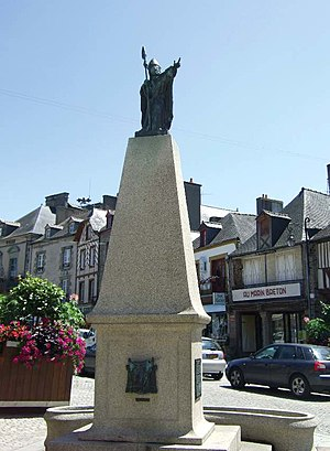 Fontaine Thoreau Dol-de-Bretagne
