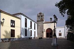 Teneriffa, La Laguna, Real Santuario del Santí...
