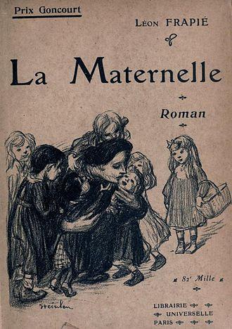 La Maternelle - Image: La Maternelle titlepage