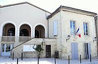 La Romieu - Mairie -1.JPG