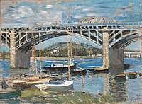 La Seine à Argenteuil
