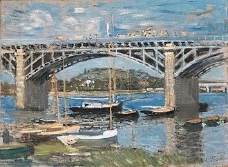 Argenteuil - Image: La Seine à Argenteuil