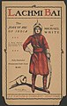 Lachmi Bai, the Joan of Arc of India by Michael White LCCN2015646136.jpg