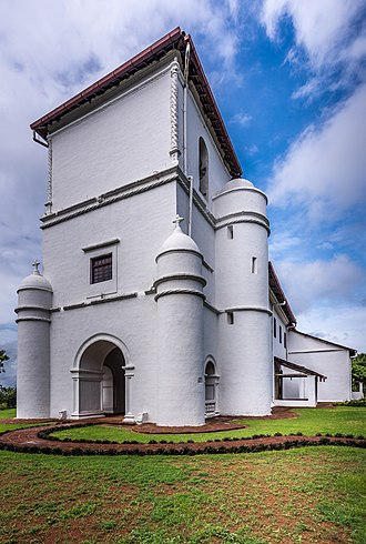 Church of Our Lady of the Rosary (Goa) - Image: Lady of Rosary Church