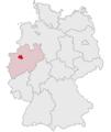 Lage des Kreises Recklinghausen in Deutschland.PNG