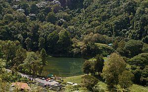 Guaramacal National Park - Image: Laguna de los Cedros III