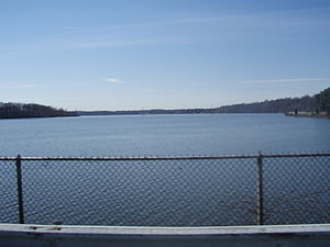 Orangetown, New York - Lake Tappan